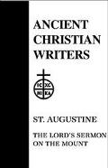 Saint Augustine The Lord's Sermon on the Mount