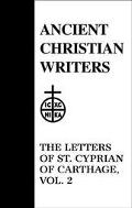 Letters of St. Cyprian of Carthage