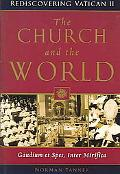 Church And the World Gaudium Et Spes, Inter Mirifica