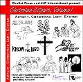 Christian Clipart Advent, Christmas, Lent, Easter
