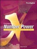 Contemporary's Number Power: A Real World Approach to Math : Pre-Algebra