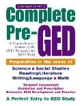 Contemporary's Complete Pre-Ged A Comprehensive Review of the Skills Necessary for Ged Study