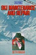 Alpine Ski Maintenance and Repair