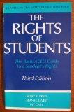 The Rights of Students: The Basic ACLU Guide to a Student's Rights (American Civil Liberties...