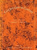 Composition in Context Essays in Honor of Donald C. Stewart