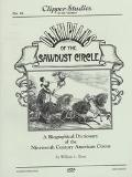 Olympians of the Sawdust Circle: A Biographical Dictionary of the Nineteenth Century America...