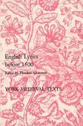 English Lyrics Before 1500