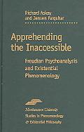 Apprehending The Inaccessible Freudian Psychoanalysis And Existential Phenomenology