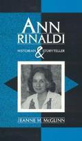 Ann Rinaldi Historian and Storyteller