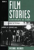 Film Stories Screenplays As Story
