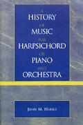 History of Music for Harpsichord or Piano and Orchestra