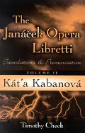 Kat'a Kabanova Translations And Pronunciation