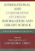 International & Comparative Studies in Information and Library Science A Focus of the U.s. a...