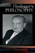 Historical Dictionary of Heidegger's Philosophy (Historical Dictionaries of Religions, Philo...