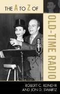 A to Z of Old Time Radio