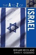 A to Z of Israel