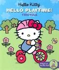 Hello Kitty Hello Playtime! Tricycle