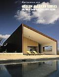 Modern American Houses Fifty Years of Design in Architectural Record