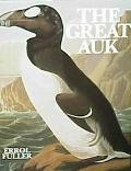 Great Auk - Errol Fuller - Hardcover