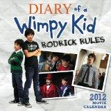The Diary of a Wimpy Kid Movie Wall Calendar: Rodrick Rules 2011-2012 Movie Wall Calendar (C...