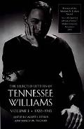 Selected Letters of Tennessee Williams 1920-1945