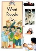 What People Do: Level A