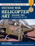 Vietnam War Helicopter Art: Vol. 2, U.S. Army Rotor Aircraft (Stackpole Military Photo Series)