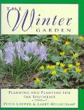 Winter Garden Planning and Planting for the Southeast
