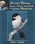 Carving and Painting a Black-Capped Chickadee With Ernest Muehlmatt