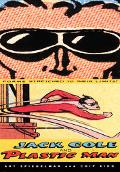 Jack Cole and Plastic Man Forms Stretched to Their Limits