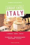 Sandra Gustafson's Great Eats Italy Florence, Rome, Venice