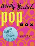 Andy Warhol Pop Box Fame, the Factory & the Father of American Pop Art