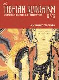 Tibetan Buddhism Deck Buddhas, Deities, and Bodhisattvas 30 Meditation Cards