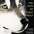 Eyes of Grey Wolf
