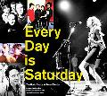 Every Day Is Saturday The Rock Photography of Peter Ellenby