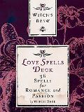 Witch's Brew Love Spells Deck 36 Spells for Romance And Passion