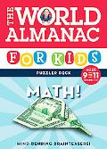 The World Almanac for Kids Puzzler Deck Math