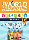 World Almanac for Kids: Kindergarten Skills! Puzzler Deck (World Almanac Series)