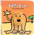 Little Lion Finger Puppet Book