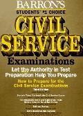 Barron's how to Prepare for Civil Service Examinations: Stenographer, Typist, Clerk, & Offic...