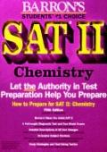 Barron's How to Prepare for the SAT II: Chemistry