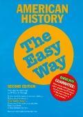 Barron's American History The Easy Way