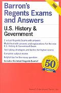 Barron's Regents Exams and Answers U.S. History and Government