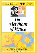 Merchant of Venice Modern English Version Side-By-Side With Full Original Text