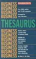 Business Thesaurus