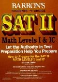 Barron's How to Prepare for the SAT II: Mathematics Levels I & IC - James J. Rizzuto
