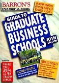 Guide to Graduate Business Schools