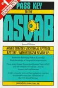 Pass Key to the ASVAB: Barron's Pass Key (Armed Services Vocational Aptitude Battery) - Barr...