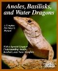 Anoles, Basilisks and Water Dragons A Complete Pet Care Manual