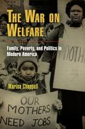 The War on Welfare: Family, Poverty, and Politics in Modern America (Politics and Culture in...